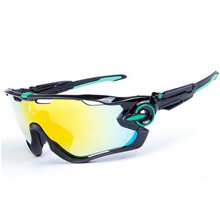Brand Sports Men Polarized Sunglasses Outdoor Cycling Glasses Sports Goggles 5 Lens 13 Color