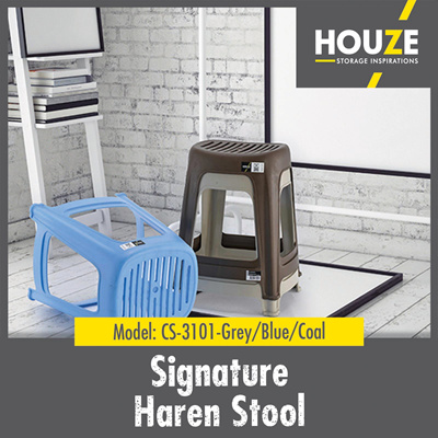 ON PROMOTIONBundle Of 6 Stackable Chairs/Stools Durable 100% Virgin PP
