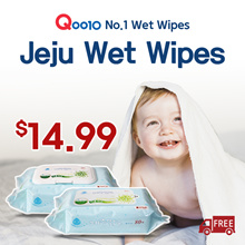 ◆106th RESTOCK◆Jeju Wet Wipes/ NO.1 Wet Wipes in SG/Manufactured on FEB.22.2019