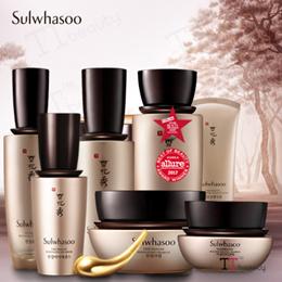 [Sulwhasoo] Timetreasure Perfecting Water / Emulsion / Serum / Cream / Eye Cream