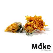 Calendula Flower Dried Organic 50g High Quality Pure Natural Anti inflammatory itch