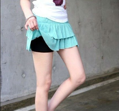Qoo10 - Safety shorts/safety pants for under mini skirts ...