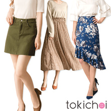 3 TOKICHOI - Crazy Deal! Selected Ruffle  Tops Blouses Skirts Dresses Rompers Free Shipping 25d25bfb24
