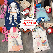 ♥Premium Sleeping bag♥ Unicorn♥ Spaceman♥ Dino♥ Sleep Sacks♥ Swaddles♥