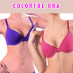 BIG SALE --- Color full Bra (no label)