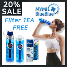 [Korea] Mymi BlueBlue Portable Alkaline Mineral Water ionizer ★BPA FREE★Water Purifier