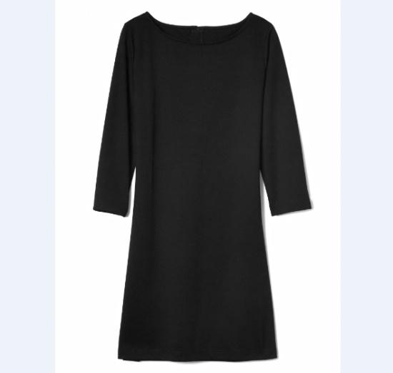 ギャップ女性Ponteボトゥネクワンピース5127340010099 面ワンピース/ 韓国ファッション