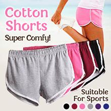 Women Running Short Cotton Sport Yoga Shorts