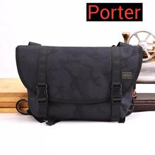 2018*Yoshida PORTER* Messenger Bag Shoulder Bag sling Bag Waterproof bag Mens Bag