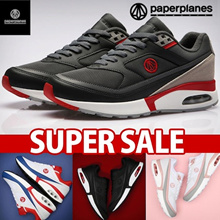 Made in Korea★Paperplanes Air Running Unisex shoes Athletic shoes / running shoes / casual shoe