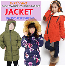 Children  winter jacket / winter coat / down jacket /Boys n Girls  winter wear  kids winter jacket