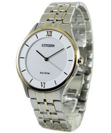 [CreationWatches] Citizen Eco-Drive Stiletto Super Thin AR0075-58A Mens Watch