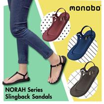 MONOBO NORAH Series Slingback Sandals