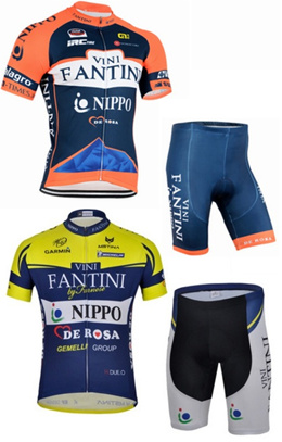8ea9ad58f 2016 Vini FANTINI Nippo Bicycle Cycling Biking Bike Jersey and short pants    baju basikal
