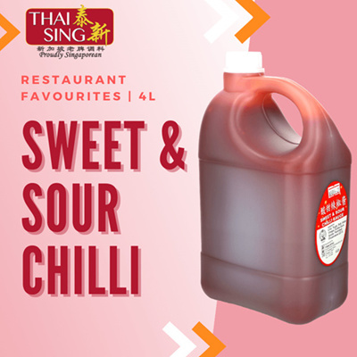 Sweet and Sour Chilli - 4L