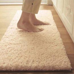 Floor mat / bedside carpet bedroom rectangular cute floor mat