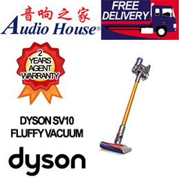 DYSON SV10 FLUFFY VACUUM CLEANER (V8) / FREE 2 Years Warranty