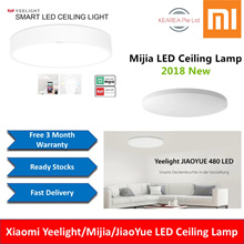 Ready Stocks -  3 Month Warranty - 2018 Xiaomi Yeelight / Mijia / JiaoYue Smart LED Ceiling Lamp