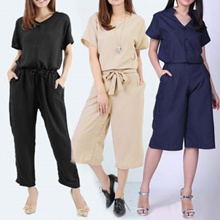 Women Jumpsuit Collection_Dress_2 Style_Fashion and Apparel