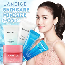 LANEIGE Skincare Mini Size Collection