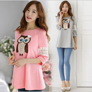 ac54d23d9449e Quick View Window OpenWish. rate:2. New Cotton Maternity Tops For Pregnant  Women ...