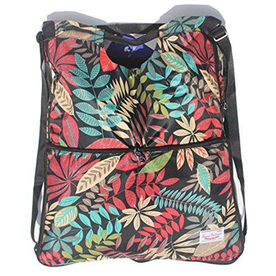 cecbd39c39d6 (ESVAN)/Accessories/Luggage, Bags Travel/DIRECT FROM USA/ESVAN Drawstring  Backpack Gym Bag Foldable