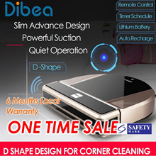 ⚡【⏰ [BLACK FRI SALE]】】Dibea®  D900 Rover Robot Vacuum + Water Tank 🌟Lithium Battery🌟