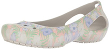 (Crocs) Crocs Women s Kadee Graphic W Flat-200104