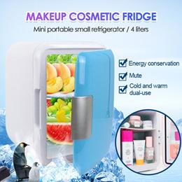 迷你便携小冰箱 /  4升 / 冰箱冷冻  / 冷热两用 / 小冰箱