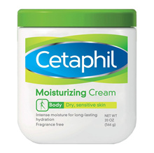 Cetaphil Moisturizing Body Cream 566g