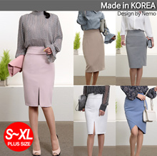 SK63★@@NEMO-SPECIAL SALE★2018 NEW ITEM Skirts Hot trendy Women Fashion Skirts/MADE IN KOREA