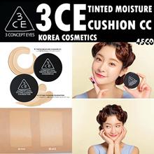 [Korean cosmetics / Korean cosmetics / Korean fashion / STYLENANDA] 3CE TINTED MOISTURE CUSHION CC