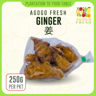 25 Ginger 姜 (250g)