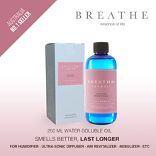 SUPERSALE ★AUSTRALIA No 1 Water Soluble Aromatherapy Oil★ for Diffuser/Humidifier/Revitalizer 250 ml