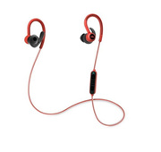 JBL Reflect Contour Red Secure fit wireless sport headphones