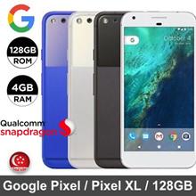 Google Pixel / Pixel XL / 128GB ROM / 4GB RAM / Qualcomm Snapdragon 821 / Refurbished