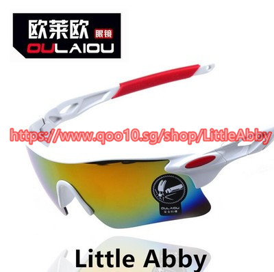 2ac748d9af5 Outdoor Sunglasses Sports Spectacles Eyewear Eyeglass for Men  Explosion-proof Polarized Lens Cycling
