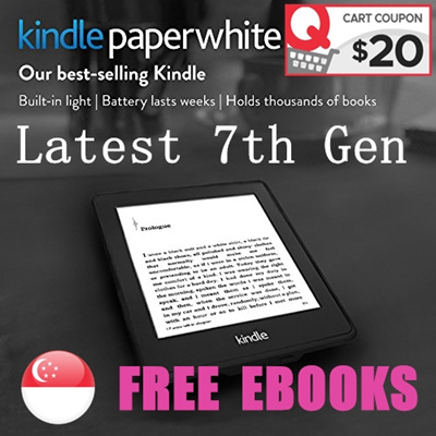Ebook search results qranking items now on sale at qoo10 7th gen paperwhite e reader 6 high resolution display 300 ppi fandeluxe Images