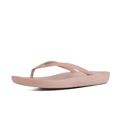 a2d42e0827ae6f FitflopFITFLOP IQUSHION ERGONOMIC FLIP FLOP NUDE ★100% Authentic★
