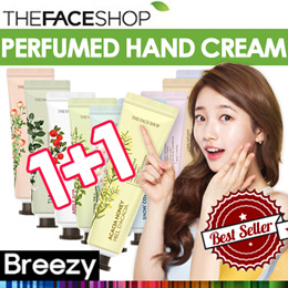 BREEZY ★ 1+1 Event ★ [The face shop] Daily Perfumed Hand Cream 30g+ 30g / 1+1 /