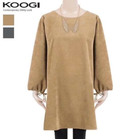 釘宮小売リボンゴルジワンピースKK3OP3165A 綿ワンピース/ 韓国ファッション