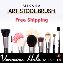 [MISSHA] ARTISTOOL BRUSH★Make-up Brush★Faoundation Brush/Powder Brush/Concealer Brush/Shadow Brush★K