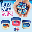 [BEST PRICE][USA]Vaseline Lip Therapy Package 7gr 4 VARIAN