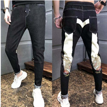 2018 Japan Style Men Jeans Long Pants 314A-6690