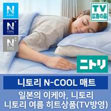 Recommended items ★ ★ Cool summer! Japanese Nitori cool matte collection / two mat pillow cover pillow / Japanese Ikea Nitori