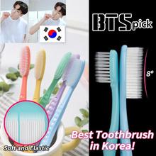 🎁NEW!!+Free Gift🎁Wangta Premium Toothbrush Collection/BTS picks/Made in Korea/Antibacteria/Big