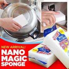 [ PRODUK BARU ] Nano Magic Sponge/Pembersih Serbaguna