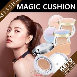 ▶QOO10 LOWEST PRICE◀[MISSHA] MAGIC ESSENCE CUSHION / COVERING / WATERING / SIGNATURE CUSHION