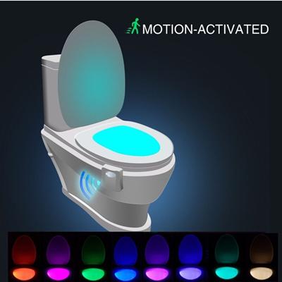 Qoo10 Wc Nachtlicht Led Toilette Licht Lampe Sitz Beleuchtung Mit