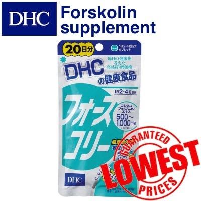 【日本直送~*正品 】DHC 纖體修身素 Force Collie 燃燒體脂肪 20日份